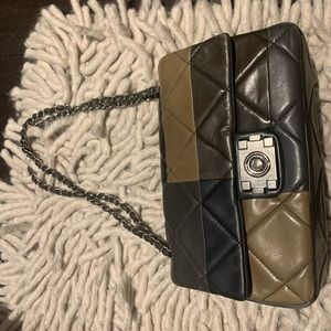 Chanel runway collector lambskin handbag
